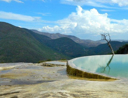 Breathtaking Pictures at Hierve El Agua Oaxaca