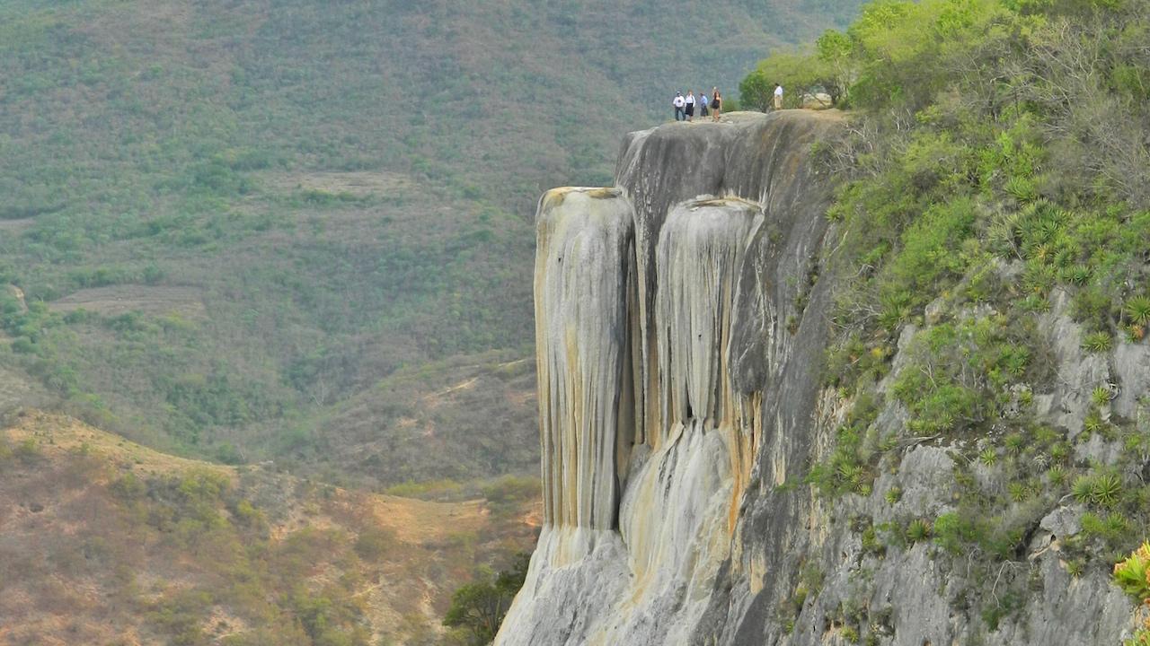 cascade-petrified