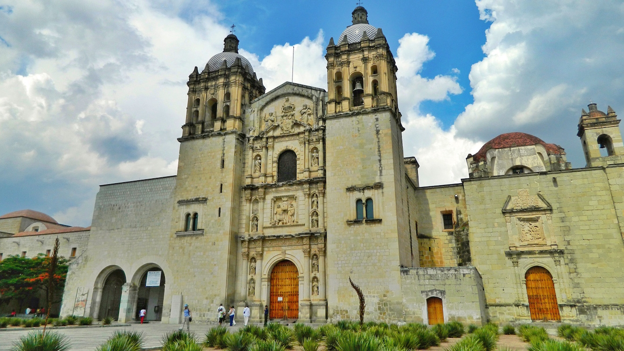 santo-domingo-mexico