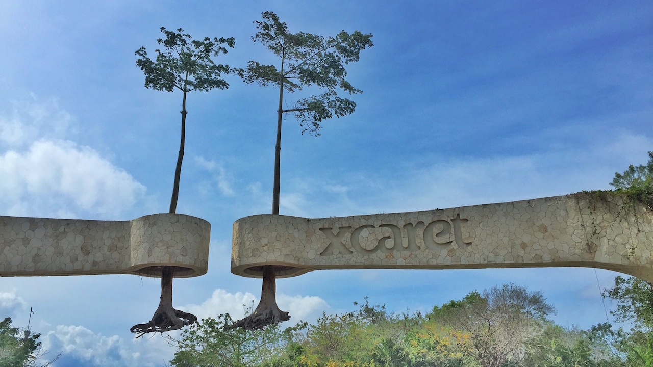 xcaret-entrance-cancun-playa-del-carmen