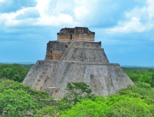 Uxmal, A Majestic Mayan City
