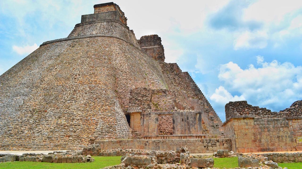 piramides-uxmal