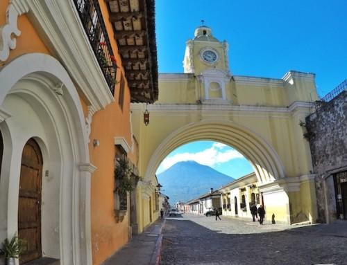 7 Cosas que hacer en Antigua Guatemala