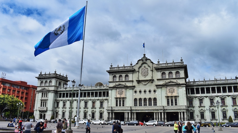 Friendly-Touring-Guatemala-City-National-Palace