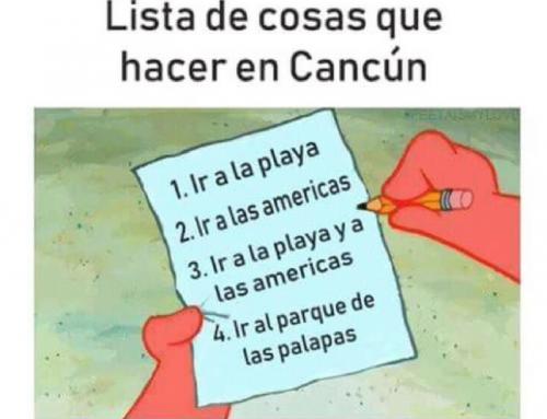 50 Cosas que hacer en Cancún (Además de ir a la Playa)
