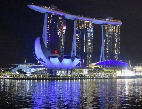11 Places you have to go to in Singapur